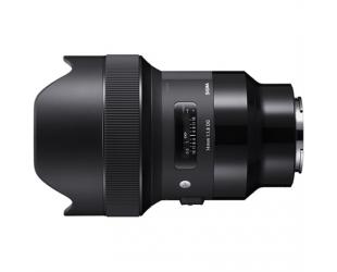 Objektyvas Sigma 14mm F1.8 DG HSM Sony E-mount [ART]