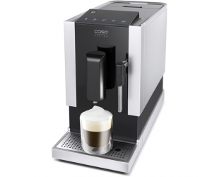 Kavos aparatas Caso Café Crema One automatic coffee machine Pump pressure 19 bar, Built-in milk frother, Fully automatic, 1350 W, Black