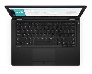 """Nešiojamas kompiuteris Dell Latitude 5280 Black 12.5"""" i5-7300U 8GB Linux"""