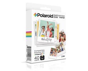 Momentinis fotopopierius Polaroid POP, 40 vnt