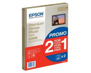 Foto popierius Epson Premium Glossy 30 vnt. Photo, baltas, A4, 255 g/m²