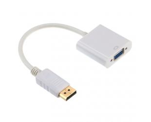 Kabelis Gembird Adapter cable VGA, DisplayPort