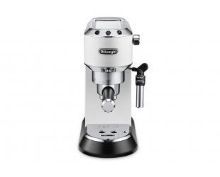 Kavos aparatas Delonghi EC685W, su pieno putos plakikliu