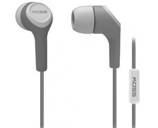 Ausinės Koss KEB15iG įstatomos į ausis, su mikrofonu