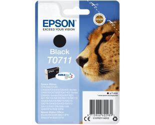 Rašalo kasetė Epson T0711, Black