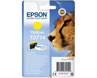 Rašalo kasetė Epson T0714, Yellow