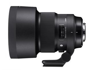 Objektyvas Sigma 105mm F1.4 DG HSM Canon [ART]