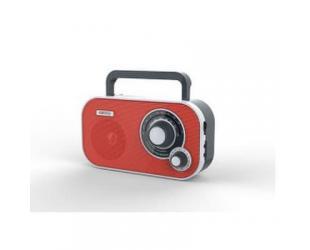 Radijo imtuvas Camry Radio CR 1140R Red