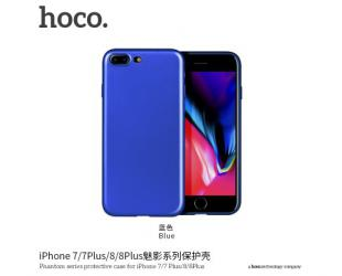 Dėklas hoco. Phantom series, Apple, iPhone 7/8, TPU, Mėlyna