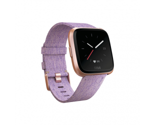 Išmanusis laikrodis Fitbit Versa (NFC), Special Edition Lavender Woven išman. laikr.
