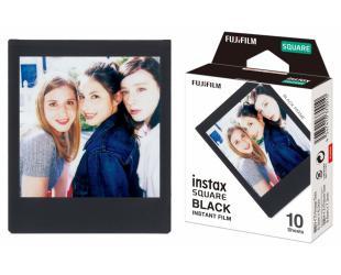 Momentinis nespalvotų nuotraukų fotopopierius Fujifilm Instax Square, 10 vnt