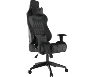 Žaidimų kėdė Gamdias Achilles E2-L B, Black