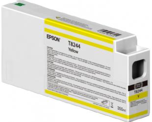 Rašalo kasetė Epson T824400 UltraChrome HDX/HD, Yellow