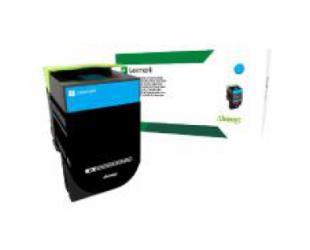 Toneris Lexmark 2,3K 2,3K Return Program (CS/CX317,417,517) Toner cartridge, Cyan