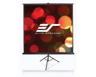 "Projektoriaus ekranas Elite Screens Tripod/Portable Pull Up Projector Screen T92UWH Diagonal 92 "", 16:9, Viewable screen width (W) 203.2 cm, Black"