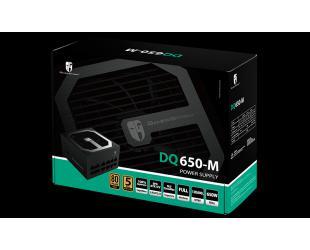Maitinimo blokas Deepcool DP-GD-DQ650M, 650W