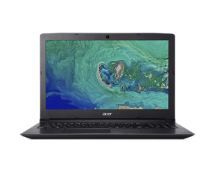"Nešiojamas kompiuteris Acer Aspire 3 A315-53 15.6"" i3-8130U 4 GB 1TB Intel UHD Windows 10"