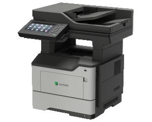 Lazerinis daugiafunkcinis spausdintuvas Lexmark MX622ade chrome