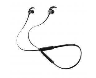 Ausinės Acme BH107 Black įstatomos į ausis, belaidės, su mikrofonu
