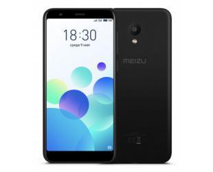 "Išmanusis telefonas Meizu M8c Black 5.45"" IPS 16 GB Dual SIM"