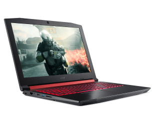 "Nešiojamas kompiuteris Acer Nitro 5 AN515-52 15.6"" IPS FHD i7-8750H 8GB 1TB+128GB SSD NVIDIA GeForce 1050 Ti 4 GB Windows 10"