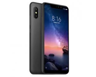 "Išmanusis telefonas Xiaomi Redmi Note 6 Pro Black 6.26"" IPS 32 GB Dual SIM"