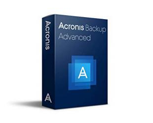 Licencija Acronis  Backup Advanced Server Subscription