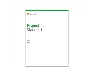 Programinė įranga Microsoft 076-05785 Project Standard 2019