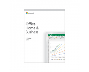 Programinė įranga Microsoft T5D-03183 Office Home and Business 2019