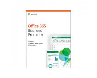 Programinė įranga Microsoft KLQ-00211 Office 365 Business Premium