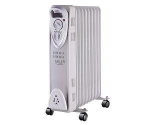 Tepalinis radiatorius Adler AD 7808, 2000 W