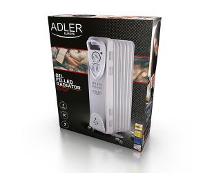 Tepalinis radiatorius Adler AD 7807, 1500 W