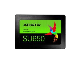 SSD diskas ADATA ASU650SS-120GT-R, 120 GB