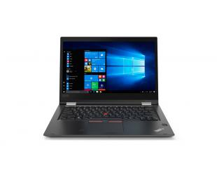 "Nešiojamas kompiuteris Lenovo ThinkPad X380 Yoga Black 13.3"" IPS TOUCH FHD i5-8350U 8GB Windows 10 Pro"
