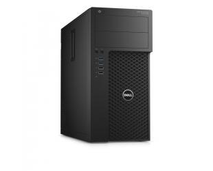 Kompiuteris Dell Precision 3620 Workstation i7-7700 8 GB 1 TB+256 GB SSD Intel HD DVD±RW Linux