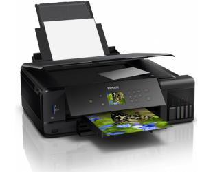 Rašalinis daugiafunkcinis spausdintuvas Epson A3 photos and documents L7180