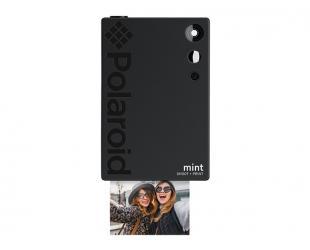 Momentinis fotoaparatas Polaroid POLSP02R Mint Shoot+Print 2-IN-1 + Printer Black