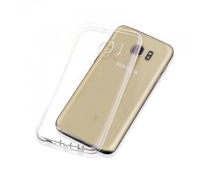 Dėklas Hoco Light series TPU cover for Samsung S7 edge Skaidrus