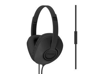 Ausinės Koss UR23iK apgaubiančios ausis, su mikrofonu