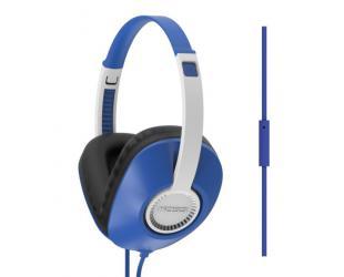 Ausinės Koss UR23iB apgaubiančios ausis, su mikrofonu