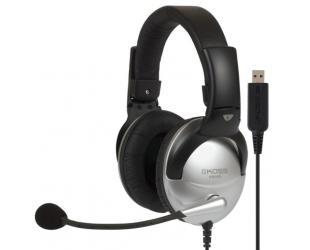 Ausinės Koss Gaming SB45 USB apgaubiančios ausis, su mikrofonu
