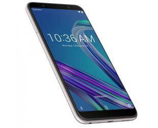 "Išmanusis telefonas Asus ZenFone Max Pro ZB602KL Meteor Silver 6"" IPS 32 GB Dual SIM"