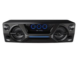Radijo imtuvas Panasonic Wireless Speaker System SC-UA3E-K Bluetooth, CD player, AUX in, FM radio,