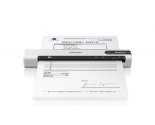 Skeneris Epson Wireless portable scanner WorkForce DS-80W Colour