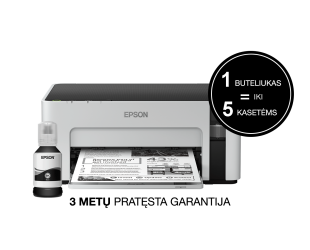 Rašalinis spausdintuvas Epson EcoTank M1100
