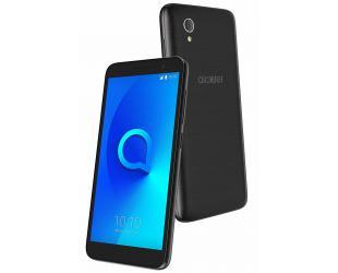 "Išmanusis telefonas Alcatel 5033D Metallic Black 5.0"" 8 GB"