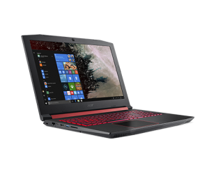 "Nešiojamas kompiuteris Acer Nitro 5 AN515-52 Black 15.6"" IPS Full HD i7-8750H 16 GB 512 GB SSD NVIDIA GeForce 1050 Ti 4 GB Windows 10"