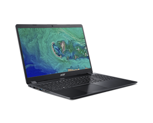 "Nešiojamas kompiuteris Acer Aspire 5 A515-52G Black 15.6"" IPS FHD i5-8265U 8GB GeForce MX150 2GB Windows 10"