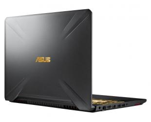 "Nešiojamas kompiuteris Asus FX505GE-AL446T Gun Metal 15.6"" IPS Full HD i7-8750H 8 GB 1 TB+128 GB SSD NVIDIA GeForce GTX 1050 Ti 4 GB Windows 10"