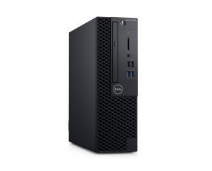 Kompiuteris Dell OptiPlex 3060 i3-8100 4 GB 128 GB SSD Intel HD DVD±RW Linux